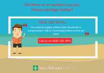 Airtours Holiday Compensation Claims Advice