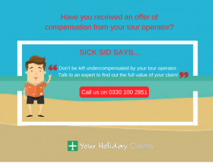 Get the maximum compensation for your claim