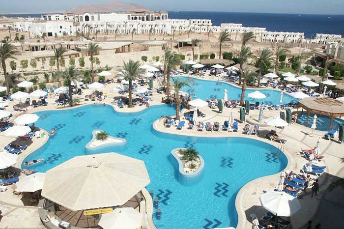 Guests still suffering sickness at the Hilton Sharks Bay in Egypt