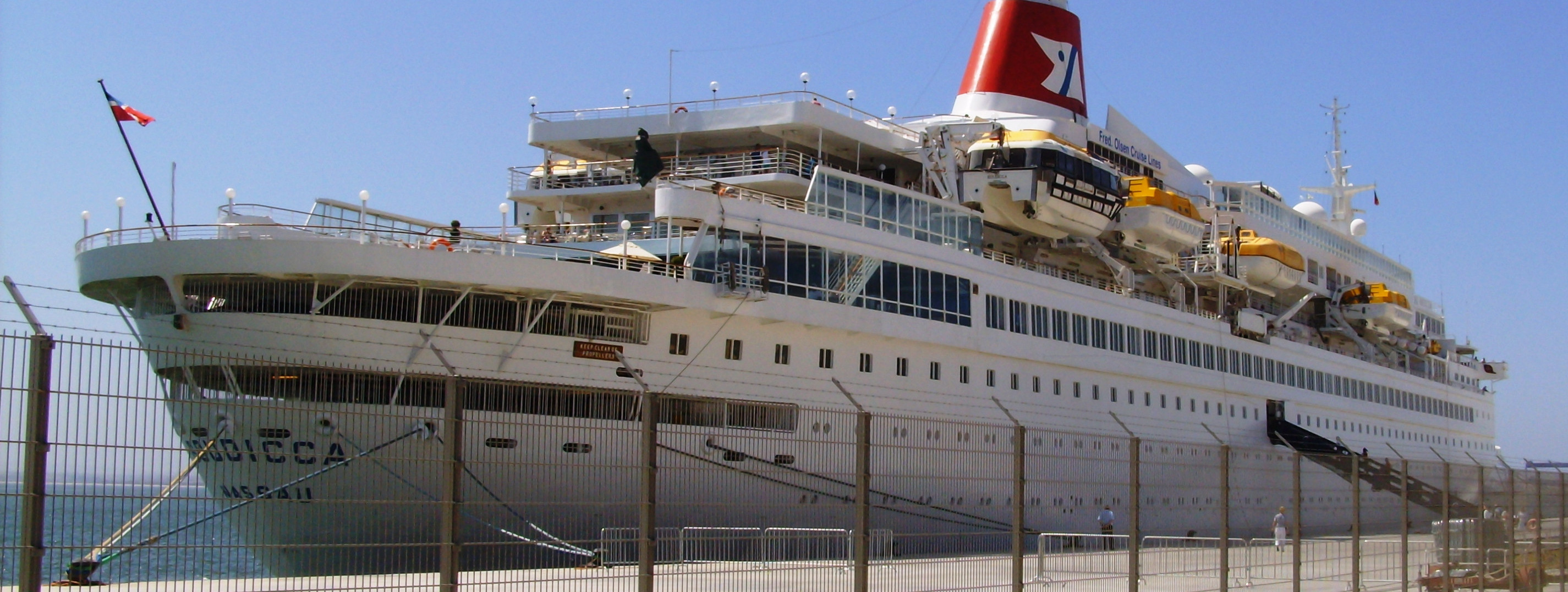Guests suffer disruption after fire breaks out in Engine Room on the MS Boudicca