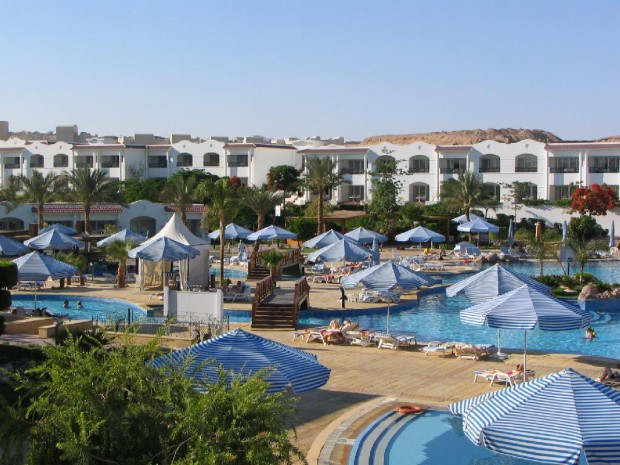 Stomach bugs on holiday leave guests seeking medical attention at the Hilton Sharm Dreams