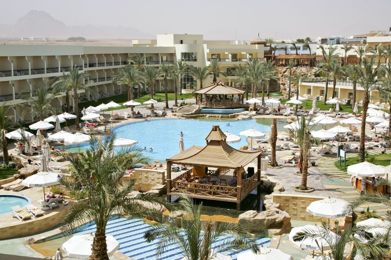 Salmonella ruins the 'Xperience' at the Xperience Kiroseiz Parkland in Egypt