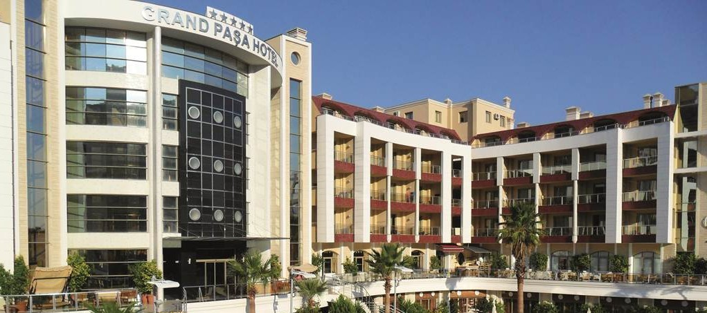 Family holidays ruined at Grand Pasa Hotel in Marmaris