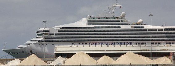 Norovirus strikes down over 170 passengers on board Carnival Sunshine cruise