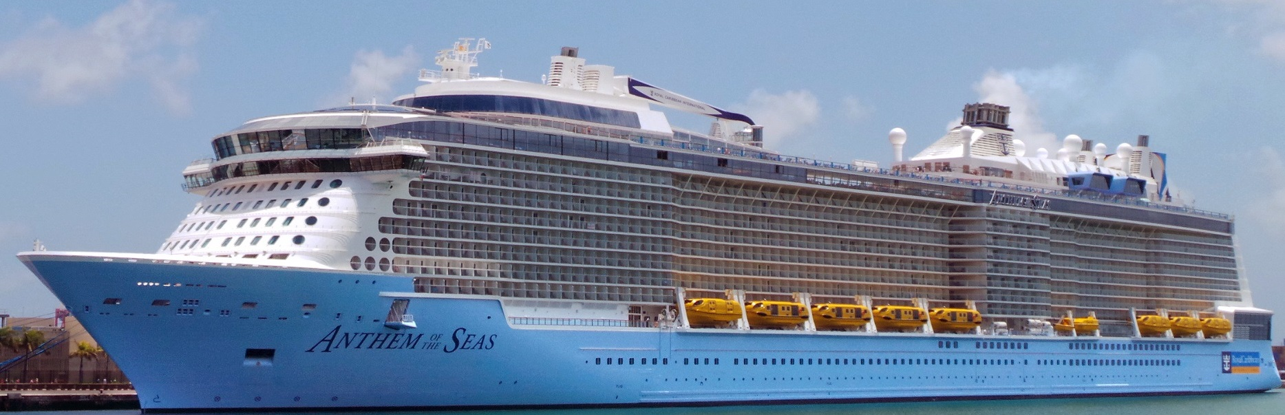 Anthem of the Seas cruise forced to turn back early after 130 fall ill