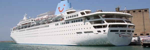 Passengers struck by outbreak of norovirus on the Thomson Dream cruise ship