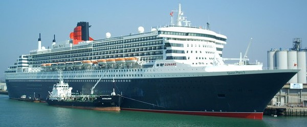 Hundreds reportedly stricken by norovirus on the Queen Mary 2