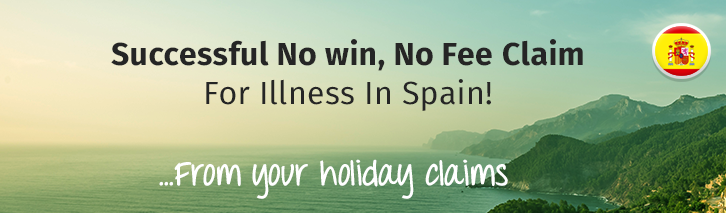 Successful Holiday Illness Compensation Claims in Spain
