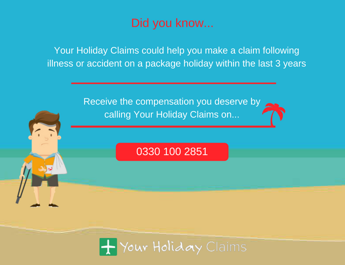 Loss claims with Your Holiday Claims