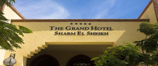 Further reports of illness at the Grand Hotel, Sharm el Sheikh