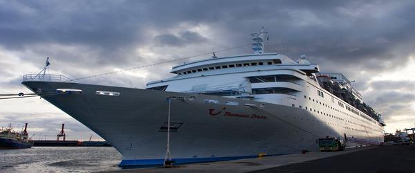 Thomson Dream sails passengers into norovirus nightmare