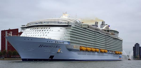 Harmony of the Seas strikes sour note with passengers