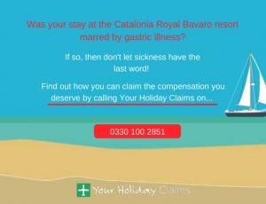 TUI Cruise ship holiday illness
