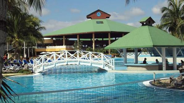pool cayo coco cuba