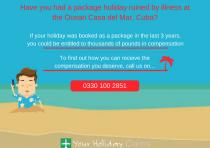 Holidays reportedly marred by illness at Cuba's Ocean Casa del Mar resort